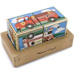 Sound - Building Games Melissa & Doug Vehicle Sound Blocks