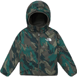 The North Face Toddler Reversible Perrito Jacket - New Taupe Green (4TJQ)