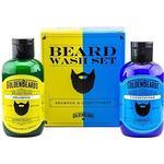 Beard Care Kit Golden Beards Beard Wash Set