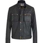 Belstaff Racemaster Waxed Cotton Jacket - Dark Navy