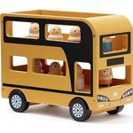 Toy Cars Kids Concept Aiden Double Decker