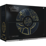 Pokémon Sword & Shield: Vivid Voltage Zacian Elite Trainer Box