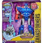 Transformers - Action Figures Hasbro Transformers Bumblebee Cyberverse Adventures Battle Call Officer Optimus Prime