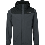 Berghaus Hillwalker Interactive Waterproof Jacket - Grey/Black