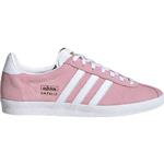 Adidas Gazelle OG W - Clear Pink/Cloud White/Gold Metallic