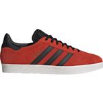 Adidas Gazelle - Red/Core Black/Gold Metallic