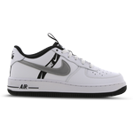 Nike Air Force 1 LV8 KSA GS - White/Reflect Silver/Black