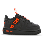 Nike Air Force 1 LV8 KSA TD - Black/Total Orange/Black