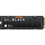 Western Digital Black SN850 NVMe SSD with Heatsink 1TB