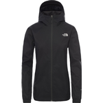 The North Face Women's Quest Hooded Jacket - TNF Black/Foil Grey