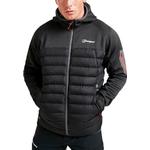 Berghaus Pravitale Hybrid Jacket - Black