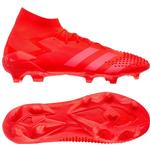 Adidas Predator Mutator 20.1 Firm Ground Boots - Pop/Pop/Cloud White