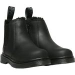 Dr Martens Toddler 2976 Leonore Mono Boots - Black