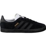Adidas Junior Gazelle - Core Black/Core Black/Gold Metallic