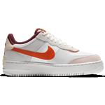 Nike Air Force 1 Shadow W - Team Red/Volt/Orange