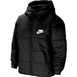 Nike Essentials Synthetic Jacket Women - Black/White/White