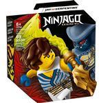 Lego Ninjago Epic Battle Set Jay vs Serpentine 71732