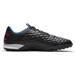 Nike Tiempo Legend 8 Pro TF - Black/Siren Red/Light Photo Blue/Black