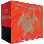 Pokémon XY - Evolutions Mega Charizard Red Elite Trainer Box