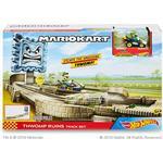 Hot Wheels Mario Kart Thwomp Ruins Track Set