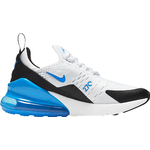 Nike Air Max 270 GS - White/Black/Signal Blue