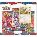 Pokémon Poke Blister 3P SWSH5 - Sword & Shield Battle Styles