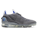 Nike Air Vapormax 2020 Flyknit M - Particle Grey/Racer Blue/White/Dark Obsidian