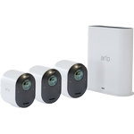 Arlo Ultra 2 with Base Station 3-pack