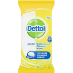 Dettol Multipurpose Cleaning Wipes 70-pack