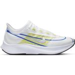 Nike Zoom Fly 3 W - White/Racer Blue/Cyber/Metallic Silver