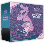 Pokémon Sun & Moon Unified Minds Elite Trainer Box