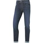 Replay Anbass Hyperflex Slim Fit Jeans - Dark Blue Denim