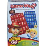 Hasbro Guess Who? Grab and Go Game