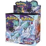 Pokémon Sword & Shield Chilling Reign Booster Box