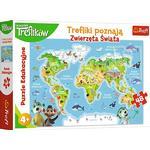 Trefl World Map 48 Pieces