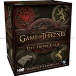 Game of Thrones Trivia Game: Seasons 5-8
