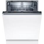 Bosch SMV2ITX18G Black, Stainless Steel, White