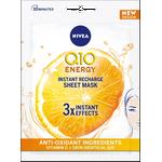 Nivea Q10 Energy Instant Recharge Sheet Mask