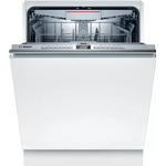 Bosch SMV4HCX40G Red, Integrated, White
