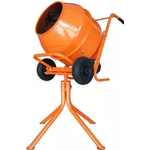 B&Q Build Buddy 370W 230V Cement Mixer 134L BB134-A