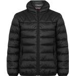 Junior Boys Aerons Quilted Jacket - Black2