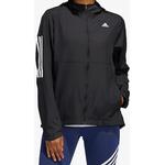 Adidas Own the Run Hooded Windbreaker Women - Black