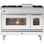 ILVE P12FWE3/SS Stainless Steel