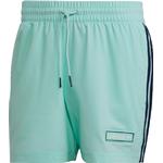 Adidas Swim Shorts - Clear Mint
