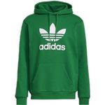 Adidas Adicolor Classics Trefoil Hoodie - Green/White