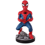 Exquisite Gaming Cable Guy Spider-Man Classic Controller Holder with USB