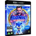 Sonic The Hedgehog (4K Ultra HD + Blu-Ray)