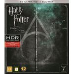 Harry Potter And the Deathly Hallows: Part 2 (4K Ultra HD + Blu-Ray)