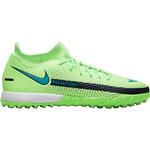 Nike Phantom GT Academy Dynamic Fit TF - Lime Glow/Aquamarine