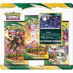 Pokémon Sword & Shield: Evolving Skies Blister 3-Pack